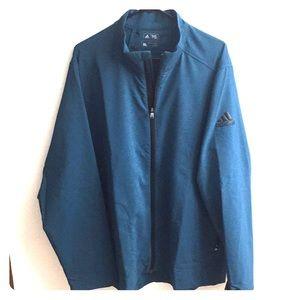 Adidas Men's Climastorm Softshell Full Zip Jacket